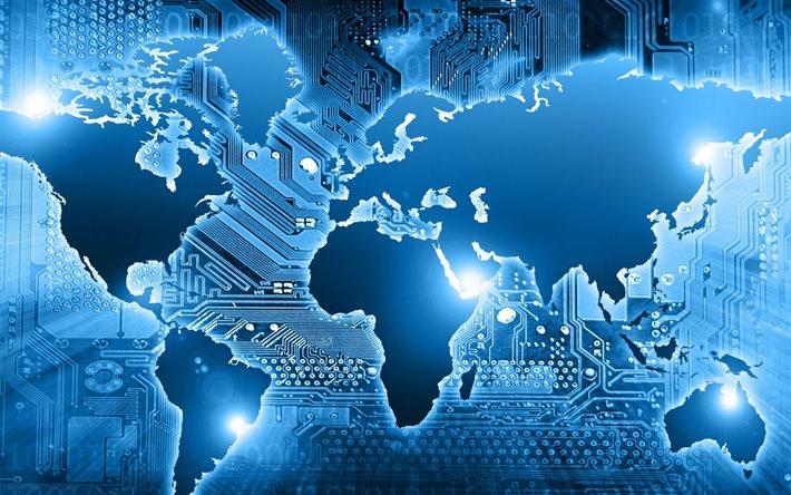 tecnologia pelo mundo